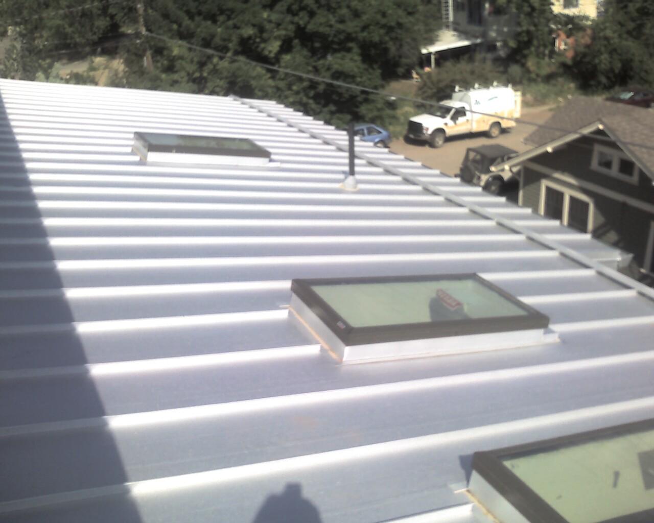 Metal Roof Installation Boulder