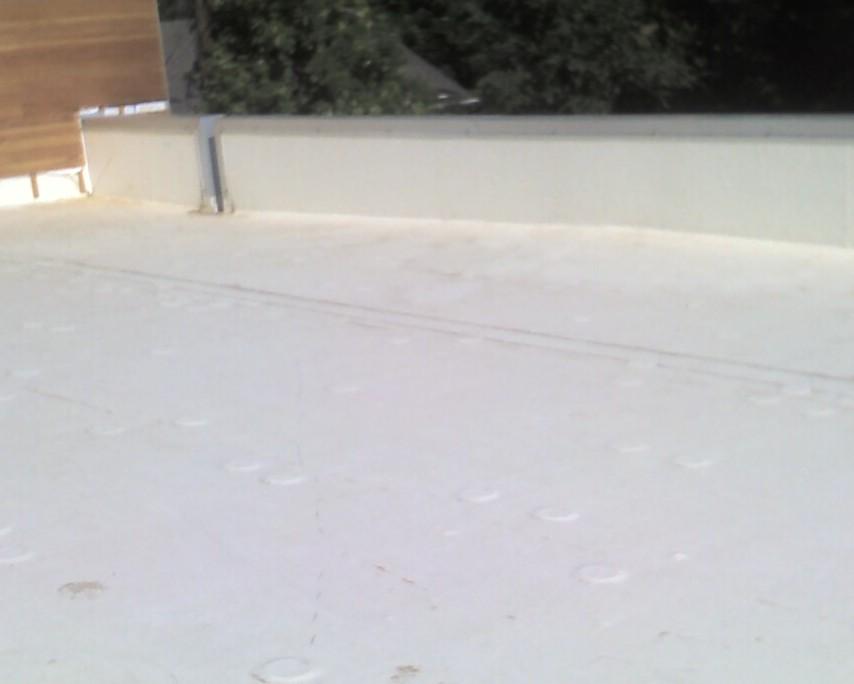 EPDM Roof Boulder