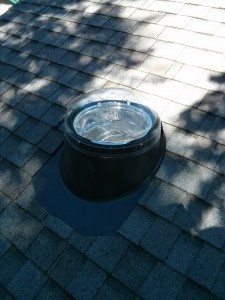Suntunnel, Boulder, Colorado, skylight, 3R Roofing